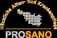 Prosano Häusliche Alten- und Krankenpflege GmbH - Logo